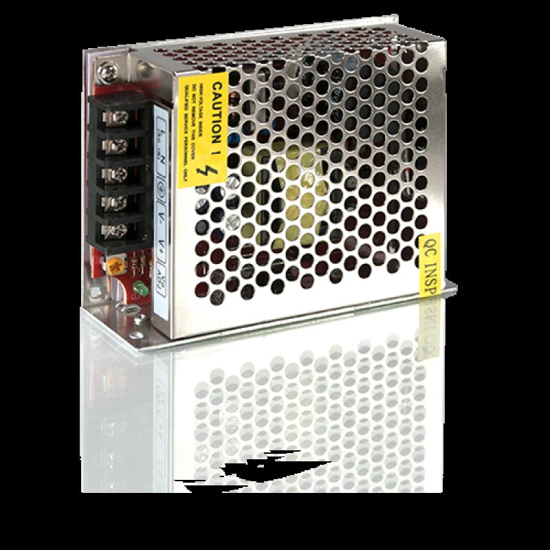 Блок питания для светодиодной ленты 40W 12V IP20 (202003040)