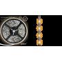 Светодиодная лента 5050/30SMD 7.2W 12V теплый свет (блистер 5м) 312000107