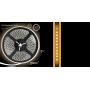 Светодиодная лента 2835/120SMD 9.6W 12V теплый свет (блистер 5м) 312000110