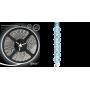 Светодиодная лента 2835/60SMD 4.8W 12V холодный свет (блистер 5м) 312000305