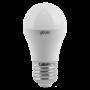 Шарообразная светодиодная лампа Gauss 6.5W E27 550lm 4100K LED (105102207)