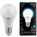 ЛОН светодиодная лампа Gauss A60 7W E27 710lm 4100K (102502207)