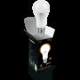 ЛОН светодиодная лампа Gauss A60 12W E27 1150lm 3000K (102502112)