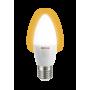 Свечеобразная светодиодная лампа Gauss Elementary 6W E27 420lm 3000K LED 220V (33216/LD33216)