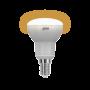 Зеркальная светодиодная лампа Gauss R50 6W E14 2700K (106001106)
